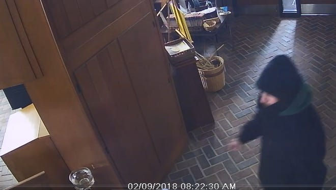 Ashwaubenon Public Safety is asking for the public's help identifying this man.