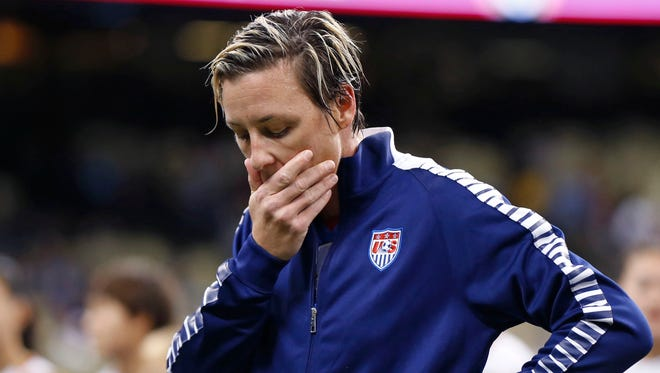 Soccer star Abby Wambach will appear in BMW's Super Bowl ad