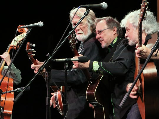 John McEuen and Friends perform March 10 at the Admiral