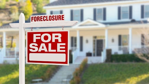Foreclosure Home For Sale