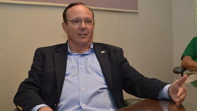 Rob Maness, a candidate for U.S. Senate, will visit Alexandria on Friday and Deville on Sunday.