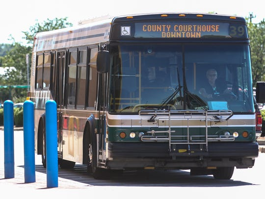 Anderson's Electric City Transit plans on adding routes