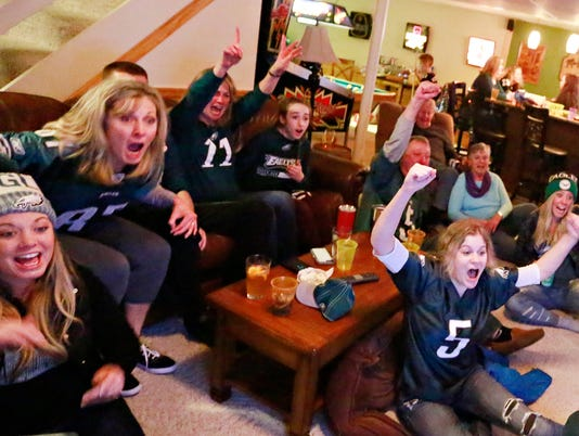 Eagles Superbowl Party