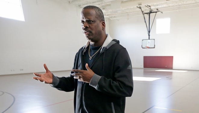 """Victor Barnett, who co-founded the Milwaukee Running Rebels, is the executive producer for the film """"Warning: The Basketball Documentary"""" that will be shown at the Oriental Theater on Thursday."""