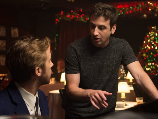 Justin Hurwitz with Ryan Gosling