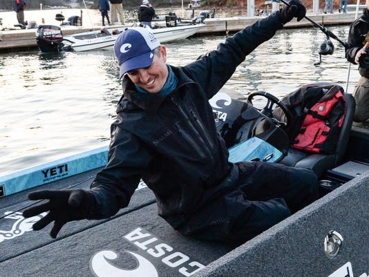 2018 GEICO Bassmasters Classic Friday