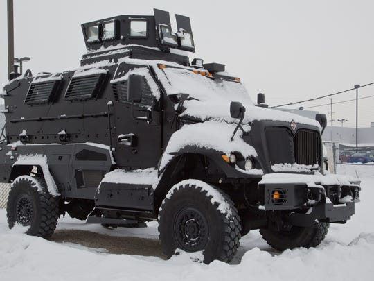 -LAF WLPD armored vehicle_01.jpg_20140113