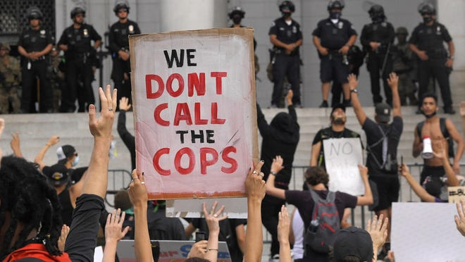 The calls for police reform are being heard across the country and the world.