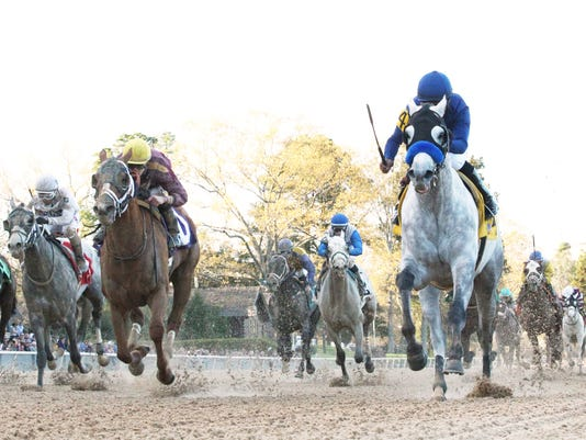 Free past performances for Saturday's Arkansas Derby 2016, Lexington