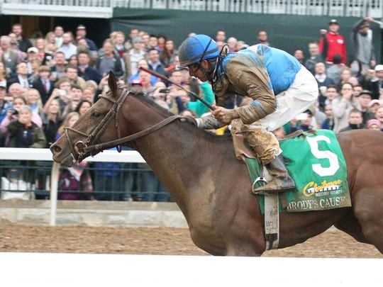 Trainer Dale Romans, who sends Brody's Cause postward in the Kentucky Derby, has run a horse in the Haskell Invitational at Monmouth Park every year since 2010.