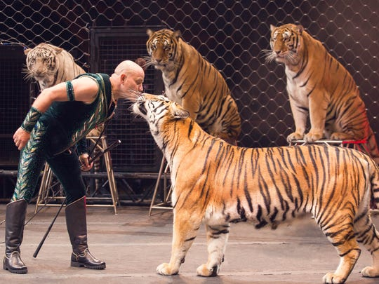 Ringling Bros. and Barnum and Bailey's Circus Xtreme will be in Phoenix June 23-26.