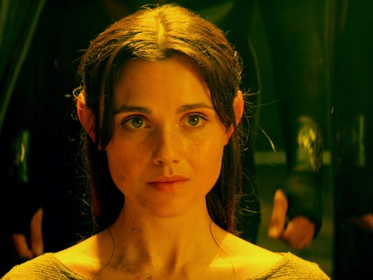 Poppy Drayton hopes her 'Shannara' heroine, the Elven