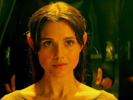 Poppy Drayton hopes her 'Shannara' heroine, the Elven