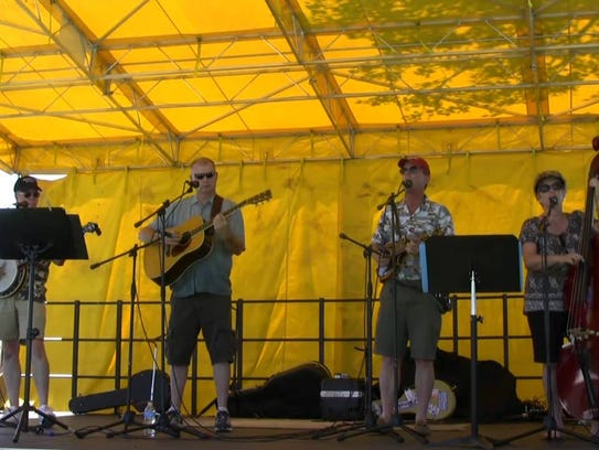 Get your bluegrass and gospel fix with Simple Gifts,