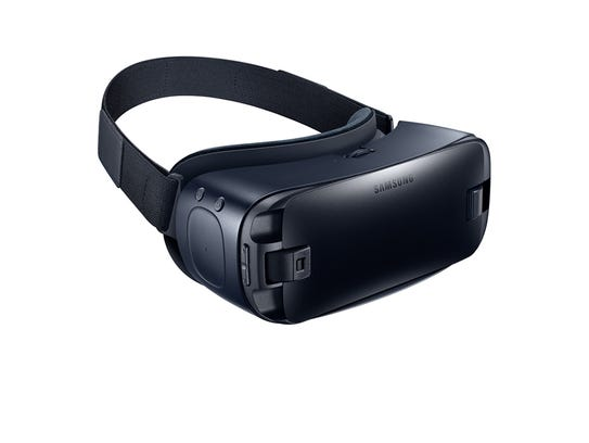 An updated Gear VR headset will be compatible with