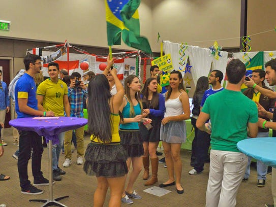 The International Bazaar is Friday at the University