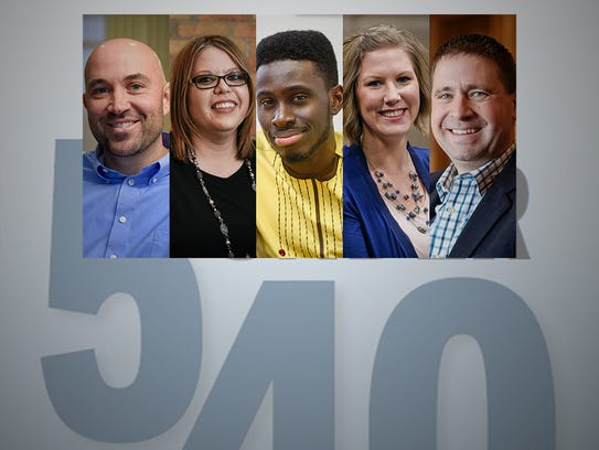 Join the St. Cloud Times for the annual 5 Under 40 and 2 Under 20 winners presentation Tuesday.