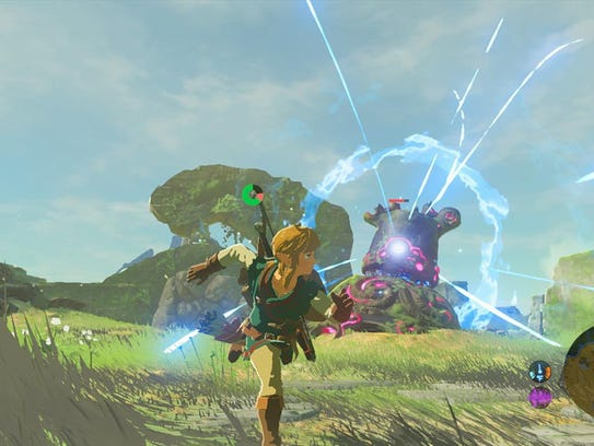 The first big Nintendo Switch game is well worth the