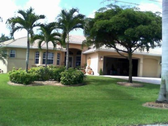 This home at 2838 SW 51st St., Cape Coral, sold for