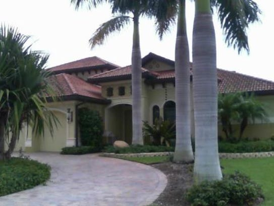 This home at 5367 Colony Court, in Cape Coral, recently