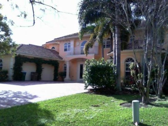 This home at 2520 El Dorado Pkwy W., Cape Coral, recently