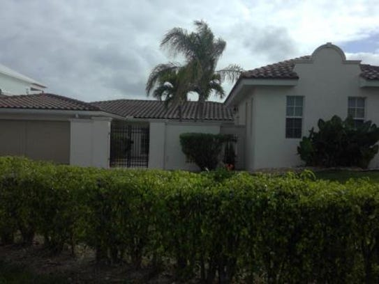 This home at 3607 SE 21stPlace, Cape Coral, recently