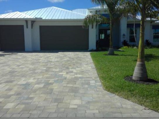 This home at 5258 Stratford Court, Cape Coral, recently