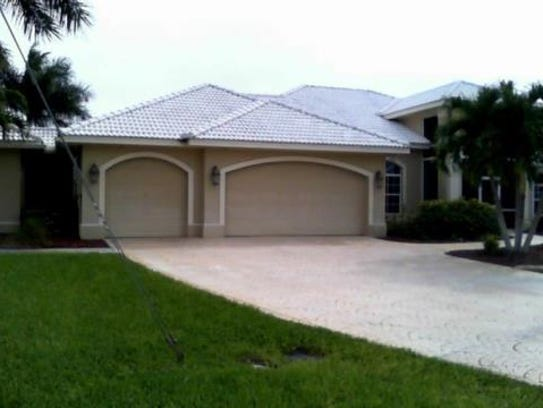 This home at 1215 SE 20th Court, Cape Coral, recently