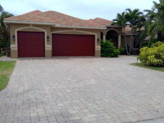This home at 2830 SW 51st St., Cape Coral, recently