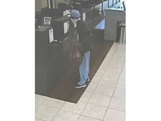 Police are investigating the robbery of a Chase Bank