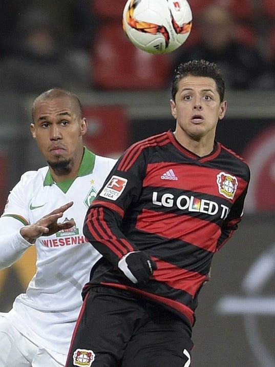 Werder Bremen - Bayer Leverkuksen