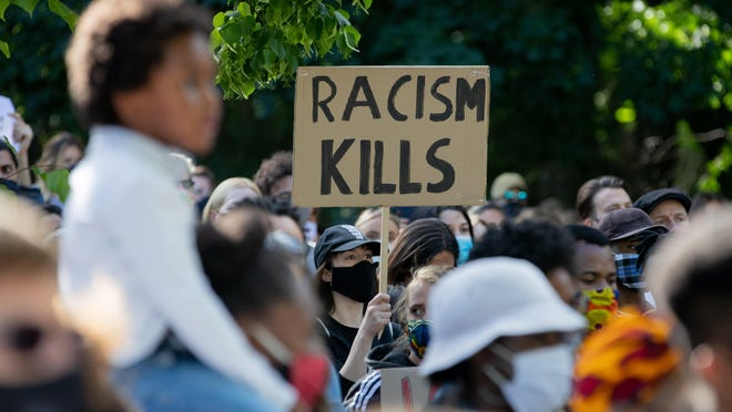 Protests over the killing of George Floyd have put a spotlight on race relations in America.