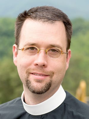The Rev. Keith Allen, rector of Holy Trinity Anglican Church in Madison.