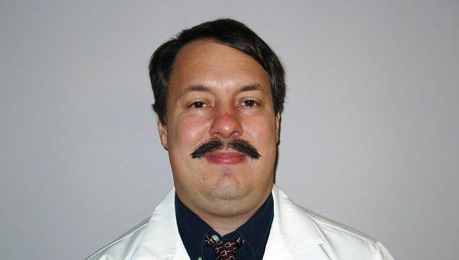 Dr. Art Fettig, Oradell Animal Hospital.