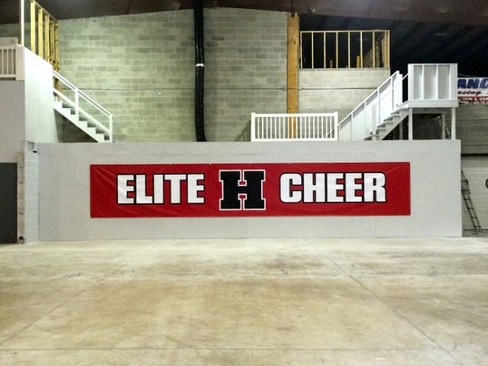 Coach Topper and his staff will be hosting open houses in the 5,500 square feet facility in late May.