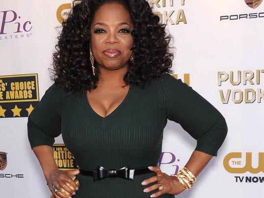 essays on oprah