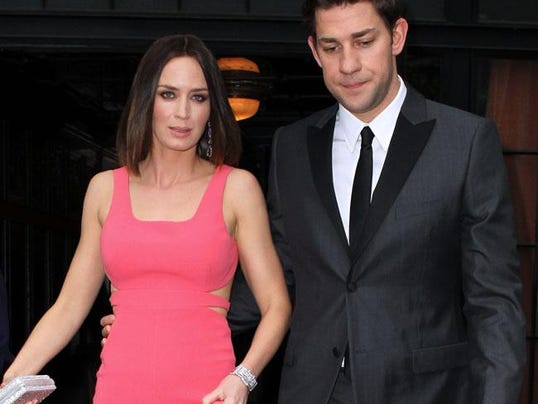 Emily Blunt's husband ...
