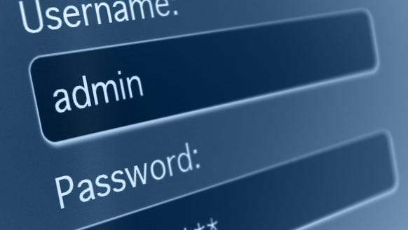 We live digital lives full of usernames and passwords.