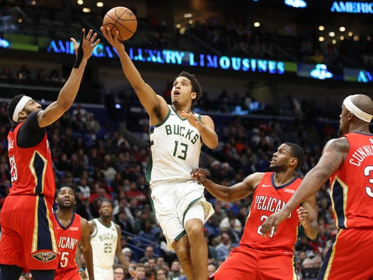 Milwaukee Bucks v New Orleans Pelicans
