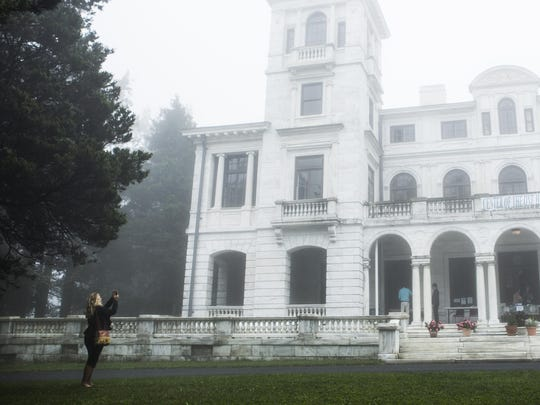 Swannanoa compares in grandiosity with the famed mansions