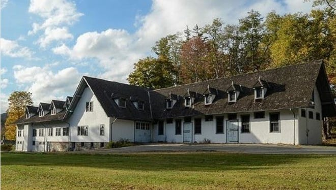 The carriage barn at Ringwood State Park is the home of a new Ringwood Manor exhibit set to open on weekends starting May 6, 2018.