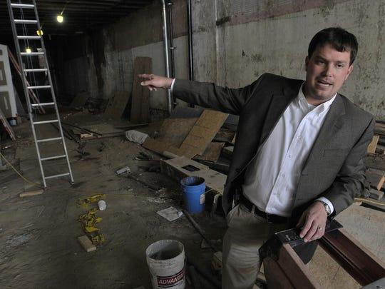 John Foshee leads Foshee Design and Construction.