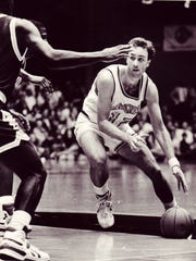 Vanderbilt's Barry Goheen was one of the first 3-point