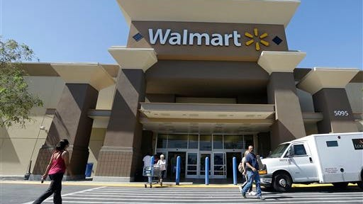 Walmart is giving its associates pay raises nationwide on March 10, 2016, including more than 2,800 in Reno.