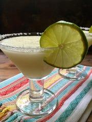 Crank up the blender for Jack's Ultimate Frozen Margaritas.