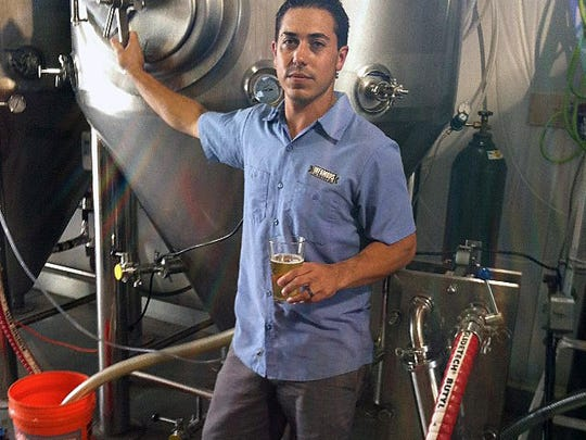 Matt Bitsche has been brewing beer since 2000 and opened Infamous Brewing Co. in Austin in 2012. He plans to open Wichita Falls Brewing in downtown Wichita Falls later this year.