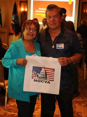 Chamorro veterans gathered in Las Vegas for the National Organization of Chamorro Veterans in America on April 25 and 26. They advocate for veteran rights.