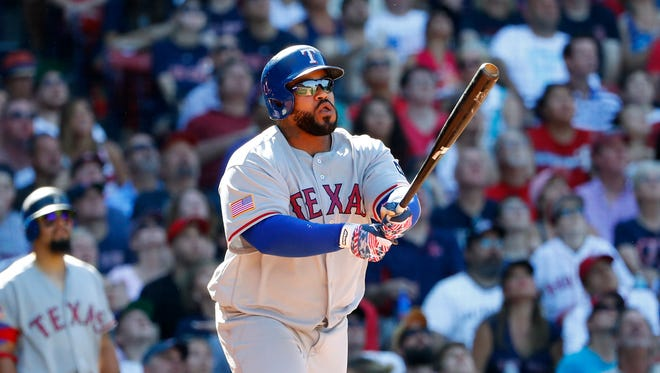Prince Fielder is a six-time All-Star with 319 career home runs.