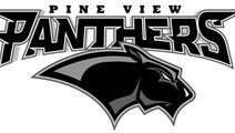 Pine View High Logo