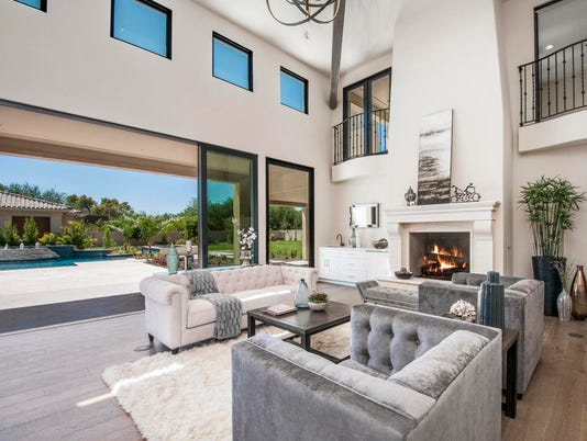 Paradise Valley home